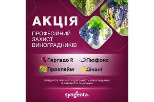 Акція «Професійний захист виноградників 2020» Рис.1