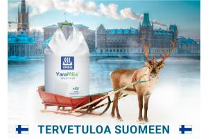 Поїздка на завод Яра в Фінляндію від «Агросем» Рис.1