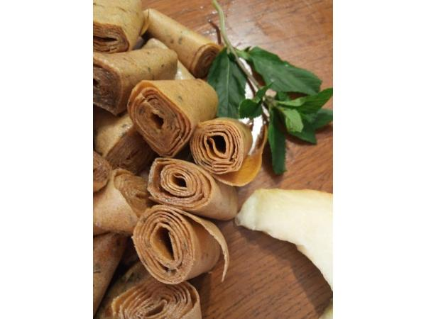 На Кіровоградщині виготовляють незвичайну овочево-трав'яну пастилу Рис.3