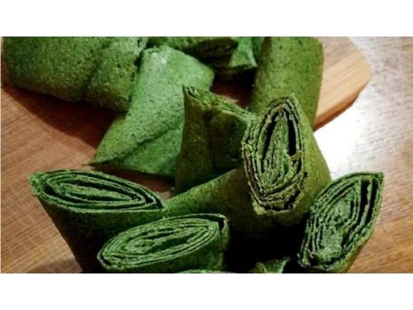 На Кіровоградщині виготовляють незвичайну овочево-трав'яну пастилу Рис.5