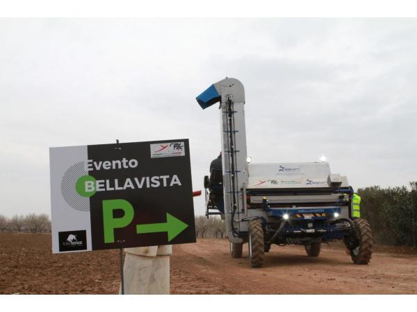Bellavista перша в світі машину для збирання і сортування салатів бебі-ліф Рис.3