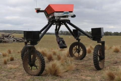 Автономні роботи-фермери від Agerris замінять навіть пастухів Рис.1