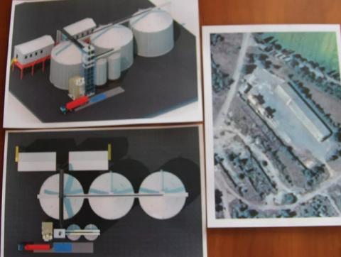 На Черкащині побудують сучасний елеваторний комплекс Рис.1