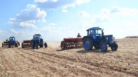 Посівна-2019: Розпочато сівбу кукурудзи на зерно Рис.1