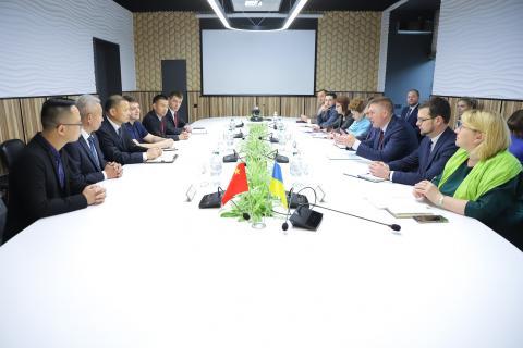 КНР має намір інвестувати у промислову переробку картоплі в Україні Рис.1