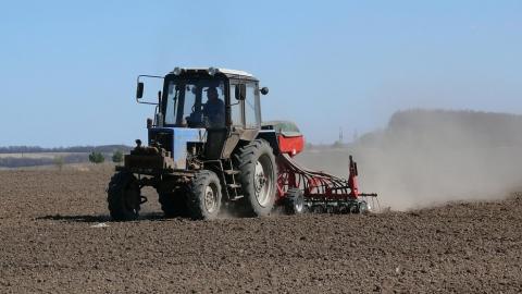 Посівна-2019: Аграрії засіяли майже 5 млн га ярими зерновими культурами Рис.1