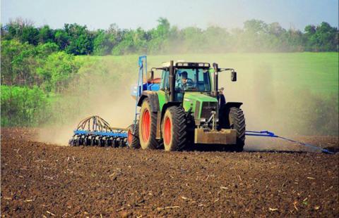 Посівна-2019: В Україні посіяно сої на 75% прогнозованої площі Рис.1