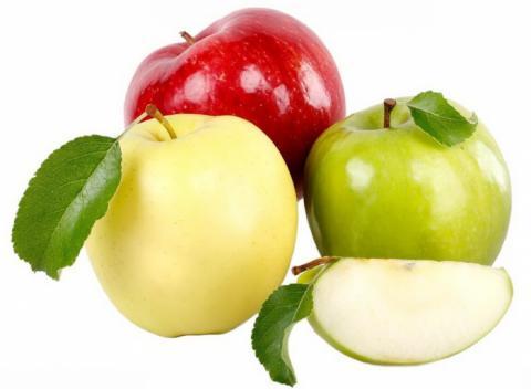 Найбільшим ринком збуту для українських яблук став Близький Схід Рис.1