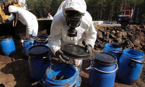 Аграрії зможуть безкоштовно утилізувати тару з-під пестицидів Рис.1