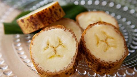 В Японії почали вирощувати банани з їстівною шкіркою Рис.1