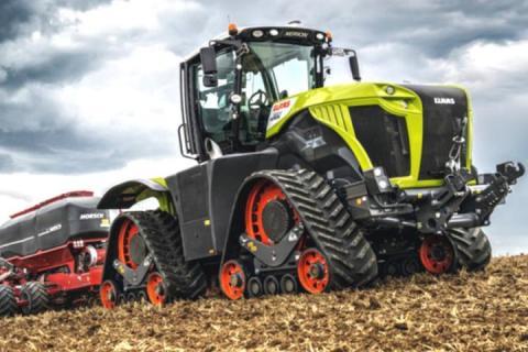Claas розширив модельний ряд тракторів Xerion Рис.1