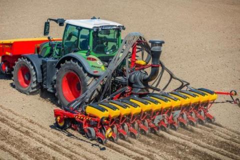 Väderstad представить інноваційну ґрунтообробну техніку на Agritechnica 2019 Рис.1