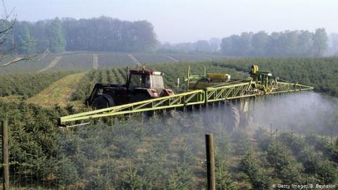Австрія готується першої в ЄС повністю заборонити гліфосат Рис.1