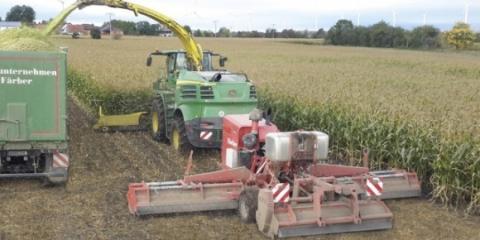Німці випустили нові подрібнювачі кукурудзиння Рис.1