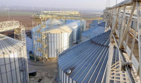 «НІБУЛОН» збільшив зберігальні потужності на філії «Вознесенська» на 22 тис. тонн Рис.1