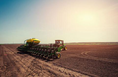 Аграрії посіяли 14,8 млн га ярих культур, - Мінекономіки Рис.1