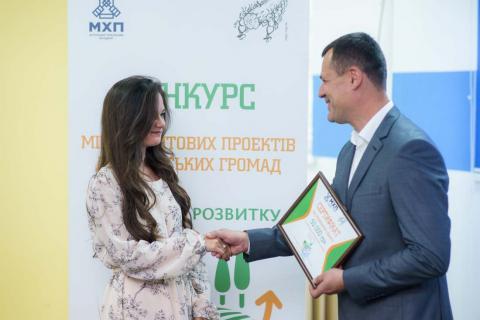 83 кращих бізнес-проекти буде реалізовано в селах України Рис.1