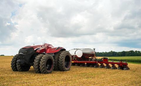 Безпілотні трактори замінять робочих на американських фермах Рис.1