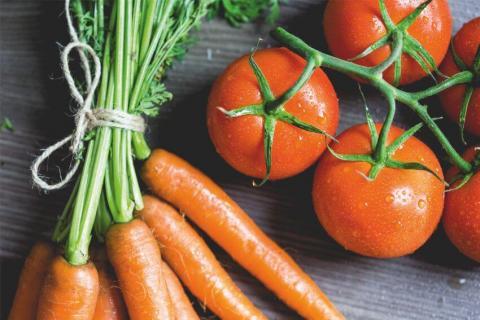 Фермери з Херсонщини очікують хороший урожай моркви та помідорів Рис.1