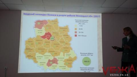На Вінниччині створили першу в Україні карту біомаси Рис.1