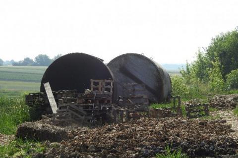 Неприємний запах оточив два села на Волині Рис.1