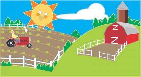 Удобрення грунту вихлопними газами від трактора - новаторська ідея баварського фермера Рис.1