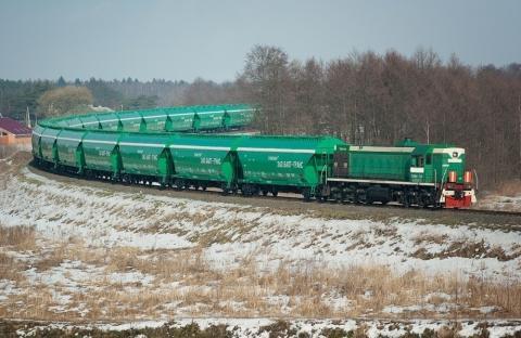 Укрзалізниця піднімає добову вартість використання вагонів-зерновозів майже на 48% Рис.1