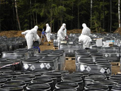 Уряд ухвалив постанову, яка вирішує проблему з утилізацією непридатних пестицидів Рис.1