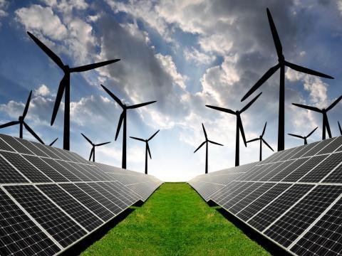 Виробники зеленої енергії виробили свій перший трильйон ВАТ Рис.1