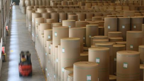 Японська компанія Nippon Paper розробила екологічну упаковку для чіпсів Рис.1