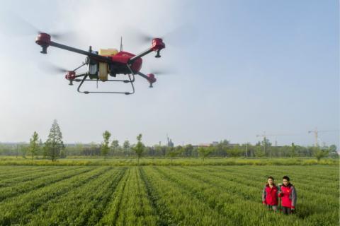 У Дніпрі студенти отримали можливість вивчати сучасні агротехнології Рис.1