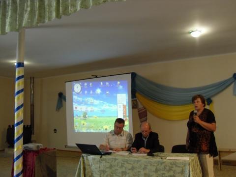 Уманський НУС – учасник Фестивалю часнику Рис.1