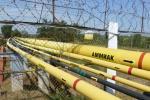 Через роздавальні станції аміакопроводу «Тольятті-Одеса» споживачі отримали у 10 разів більше рідкого аміаку Рис.1