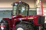 Гомсельмаш презентував багатофункціональний трактор Палессе MS350 Рис.1