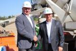 """""""ТерраТарса"""" побудує в Каховці комплекс для зберігання, змішування і фасування мінеральних добрив Рис.1"""