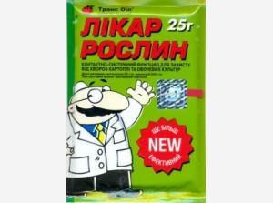 Лікар рослин