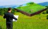 Одещина – лідер серед областей за площами незареєстрованих земель Рис.1