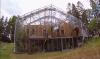 """Шведські фермери утеплили власний будинок величезною """"теплицею"""" Рис.1"""